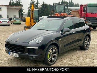 """gebraucht Porsche Cayenne S E-Hybrid E- * Panorama * LED * 21"""" als SUV/Geländewagen/Pickup in Erbach bei Ulm"""