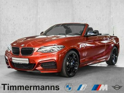 gebraucht BMW M240 xDrive Cabrio Navi RK Harman/Kardon LED