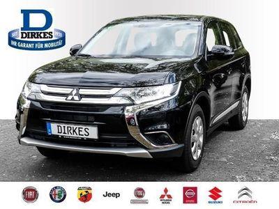 used Mitsubishi Outlander Basis 2WD 2.0 MIVEC TOP Angebot!!!