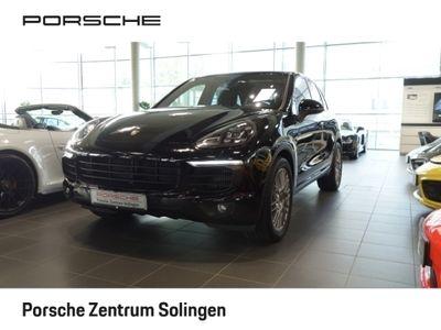 käytetty Porsche Cayenne S Diesel, AHK, Burmester, Sport Chrono