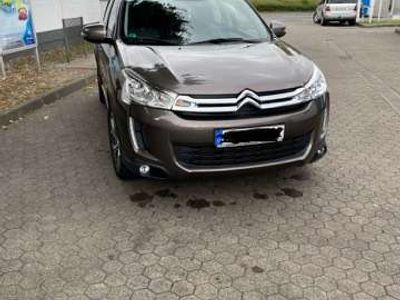 gebraucht Citroën C4 Aircross HDi 115 Stop RÜCKFAHRKAMERA, NAVI