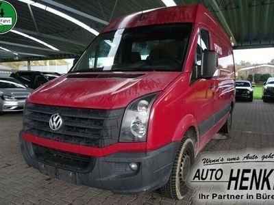 gebraucht VW Crafter 35 2.0 TDI mittlerer Radstand / Kasten