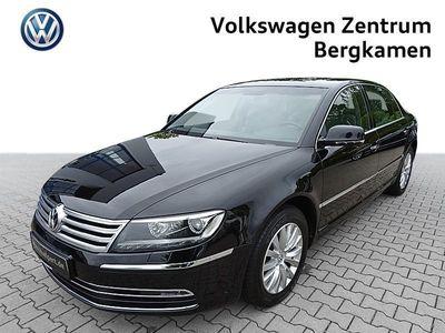 gebraucht VW Phaeton V6 TDI Lang LUFT/SD/XENON/Navi/Leder/ALU