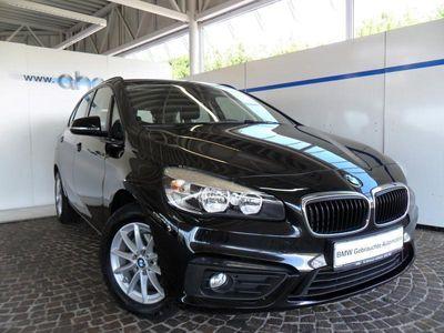 gebraucht BMW 218 Active Tourer d Advantage Aut. Klimaaut Sitzheizung Tempomat PDC