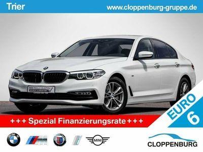 gebraucht BMW 520 d Limousine Sport Line