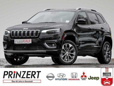 gebraucht Jeep Cherokee 2.2 Multijet A/T 'Overland' MY19 Winter, Gebrauchtwagen, bei Autohaus am Prinzert GmbH
