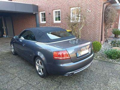 gebraucht Audi A4 Cabriolet 1.8 T LPG Vollausstattung