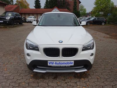 gebraucht BMW X1 xDrive18d*Fin.ab 4,99%*Aut*Navi*Xenon*PDC*SHZ