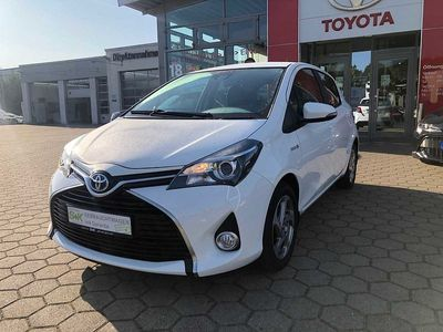 gebraucht Toyota Yaris Hybrid *Navi *erst 23.000 KM runter