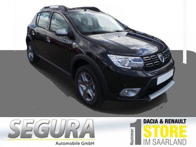 gebraucht Dacia Sandero Stepway TCe 90 Prestige, Navi, Klimaautomatik, Rückfahrkamera, Sitzheizung