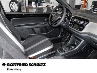 gebraucht VW up! up! 1.0 TSI BMT high Panorama-Ausstell-/Schiebedach, ParkPilot