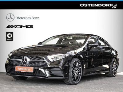 gebraucht Mercedes 450 CLS4M AMG Multibeam Distronic Schiebedach