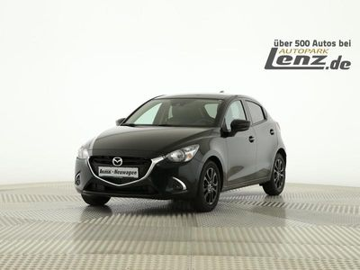 gebraucht Mazda 2 KIZOKU ab 0,99%Fin. SHZ FSE PDC RÜCKFAHRKAMERA