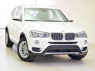 gebraucht BMW X3 xDrive20d xLine