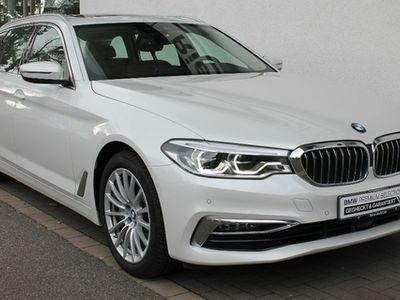gebraucht BMW 530 d xDrive Touring Luxury Line Innovationsp.