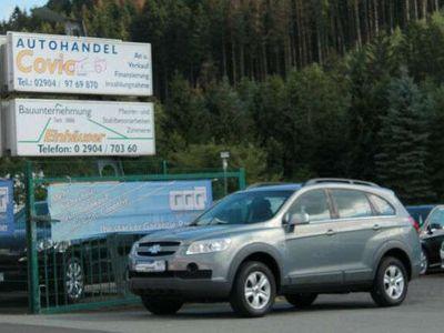 gebraucht Chevrolet Captiva 2.0 2WD Klima AHK eFh Alu