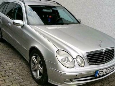 gebraucht Mercedes E280 MercedesCDI Avantgarde