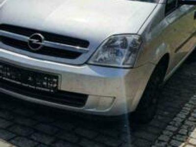 gebraucht Opel Meriva mit TÜV bis 07/2021