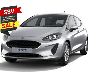 gebraucht Ford Fiesta 1.1 75 Connected LED PDC AppCo DAB+ in Kehl