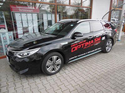 used Kia Optima Hybrid Sportswagon 2.0 Plug-In Spirit Rundumsicht
