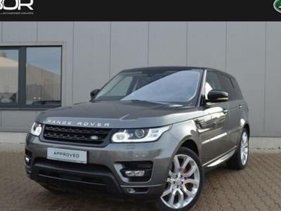 gebraucht Land Rover Range Rover Sport 3.0 SDV6 HSE Dyn, ACC, HUD, 22