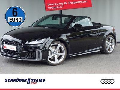 gebraucht Audi TT Roadster 45 TFSi quattro S tronic S line LED Kopfraumheizung
