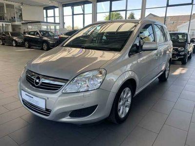 gebraucht Opel Zafira 1.7 CDTI Edition (Gebrauchtwagen) bei Autohaus Rump