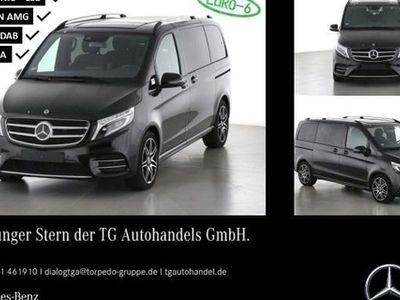 gebraucht Mercedes V250 ED KOMPAKT AMG+NAVI+DISTR+2xKLIMA+LED+DAB