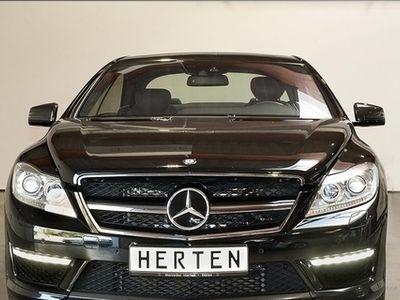 gebraucht Mercedes CL65 AMG AMG V12 Coupé Drivers Package, Fahrassiste
