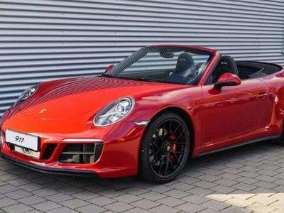 gebraucht Porsche 911 Carrera 4 Cabriolet 991 GTS !Kamera, BOSE, DAB!