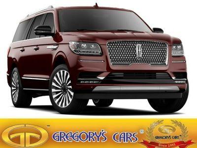 gebraucht Lincoln Navigator L RESERVE 2020! V6 7s Netto price T2