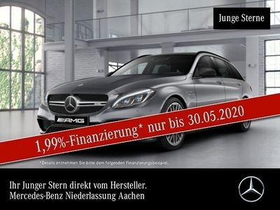gebraucht Mercedes C63 AMG AMG S T Driversp Perf-Abgas Perf-Lenk Pano