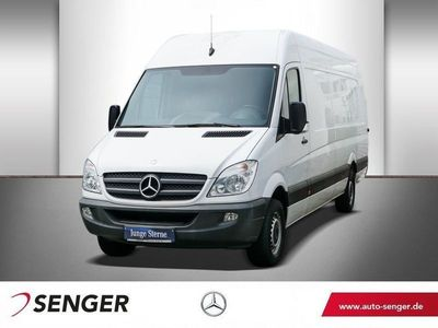 käytetty Mercedes Sprinter 313 CDI Kasten Hochdach Lang