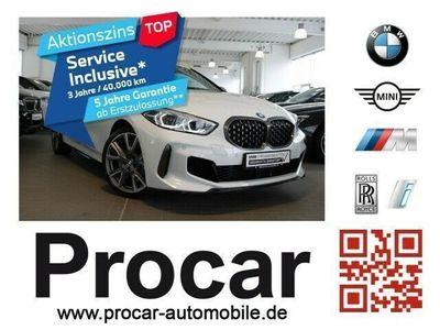 gebraucht BMW M135 i xDrive HeadUp LiveCockpit DAB H/K M-Sitze