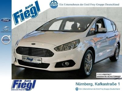 gebraucht Ford S-MAX 2.0 TDCi Business