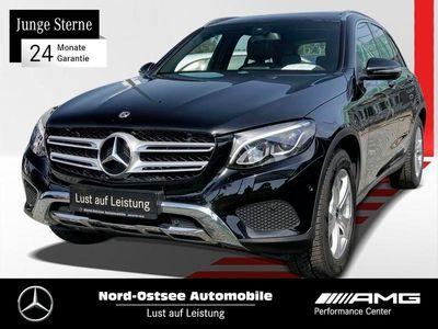 gebraucht Mercedes GLC250 4M 9G-Tronic Navi AHK Pano LED Tempomat