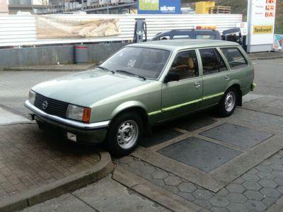 gebraucht Opel Rekord Caravan