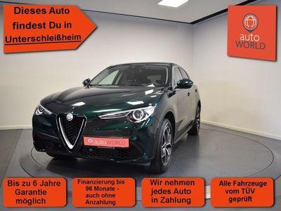 gebraucht Alfa Romeo Stelvio 2.0 Turbo 16V Super Q4 Navigation, Autom