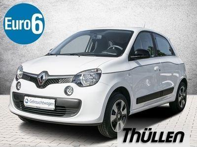 gebraucht Renault Twingo Limited 1.0 Klima Bluetooth