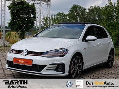 gebraucht VW Golf VII GT VII GTI 2.0 TSI*LED*DSG*DCC*NAVI*TOP-PAKET*