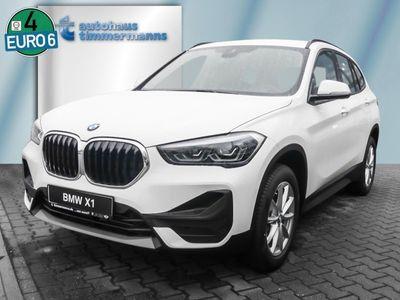 gebraucht BMW X1 sDrive18i Adv. AUT NAVI LED DAB PDC RTTI