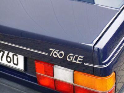 gebraucht Volvo 760 GLE, einzigartiger Zustand, 1. Hd, H-Kennz.