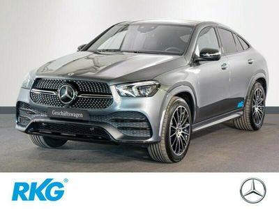 gebraucht Mercedes GLE400 d 4M Coupé *AMG*NIGHT*MBUX NAVI*PANORAMA