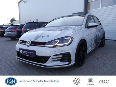 gebraucht VW Golf VII 2.0 TSI GTI DSG+LED+Pano+Navi+ACC