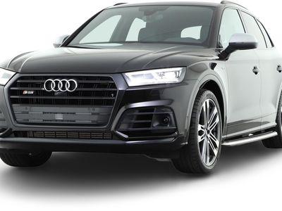 gebraucht Audi SQ5 SQ53.0 TFSI quattro tiptr AHK/LED/ACC/Leder/21`