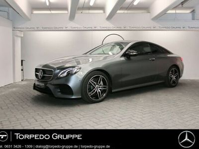 gebraucht Mercedes E300 COUPÉ AMG NAVI+COMAND+LED+NIGHT+NAVI+WIDES