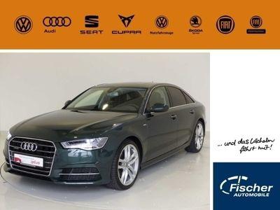 gebraucht Audi A6 2.0 TFSI S-line qu. S-Tronic AHK/20''/Matrix