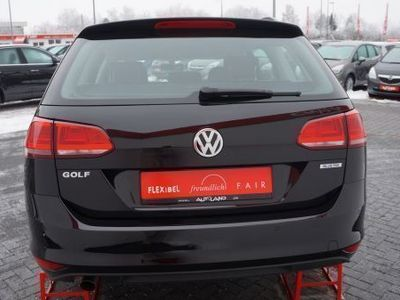 gebraucht VW Golf VII Variant 1.6 TDI AAC ALU Tempomat