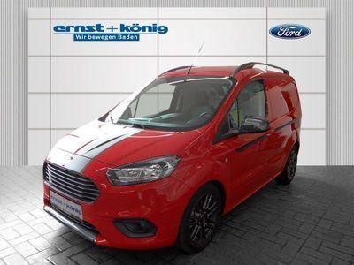 gebraucht Ford Transit Courier Sport