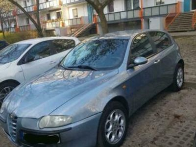 gebraucht Alfa Romeo 147 1.9 JTD Getriebeproblem